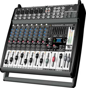 Power Mixer BEHRINGER PMP1000