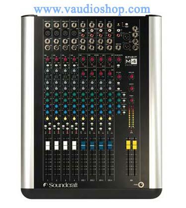 MIXER Soundcraft SPIRIT M4 (มหาจักร)