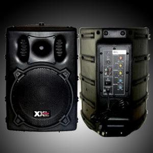 ตู้แอมป์ XXL Power 8 นิ้ว รุ่น UB-208 (USB)