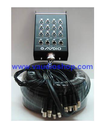 สายมัลติคอร์ AJ audio รุ่น SB-12R4-30M
