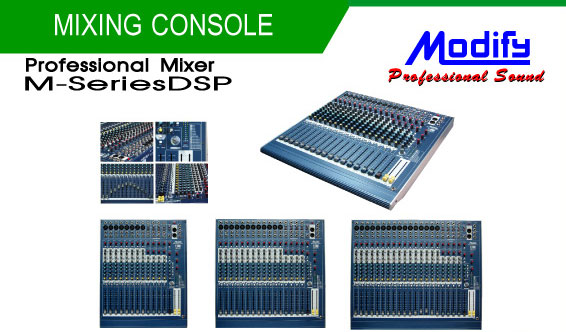 MIXER MODIFY M-20DSP