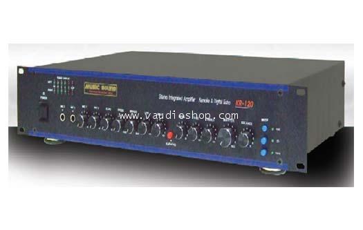 Karaoke Amplifier MUSIC KR-120