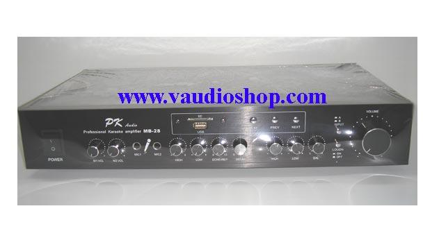 Karaoke Amp PK Audio MB-28 (USB/SD)