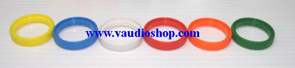 AMPHENOL แหวนสีสวมสำหรับมาร์ค CHANNEL ปลั๊กแคนนอน AMPHENOL