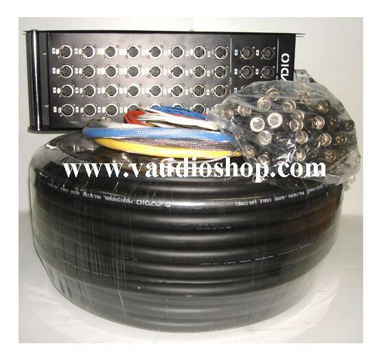 สายมัลติคอร์ AJ audio รุ่น SB-32R8-100M