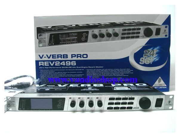 Digital Effect BEHRINGER V-VERB PRO REV-2496
