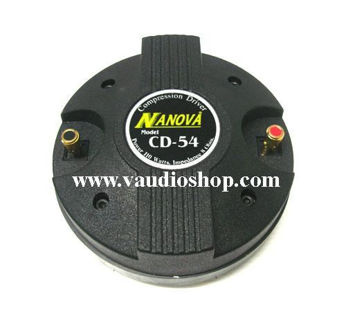 ทวิตเตอร์ Unit Driver NANOVA CD-54