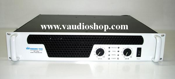 POWER AMP ยูโรเทค PROEURO TECH MX-1200II