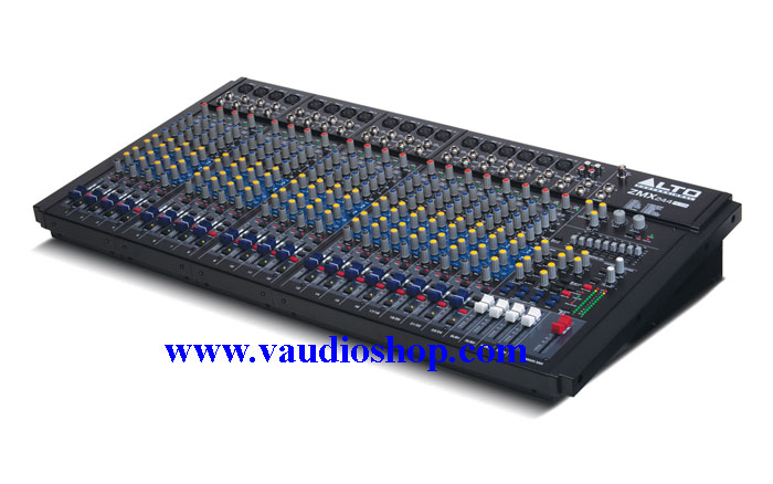 MIXER ALTO ZMX 244FXU (24-Channel Mixer with Effects and USB)