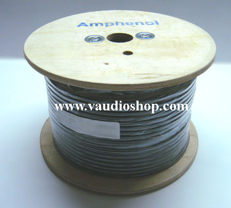 สายไมค์ (ชีลด์ 3 ไส้) Amphenol