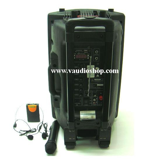 ตู้แอมป์ 12 นิ้ว K.Power MARK II รุ่น JL-3008 (USB/SD/ไมค์ลอยถือ หนีบ คาด/แบตแห้ง)