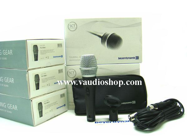 ไมโครโฟน bayerdynamic TG V30d s