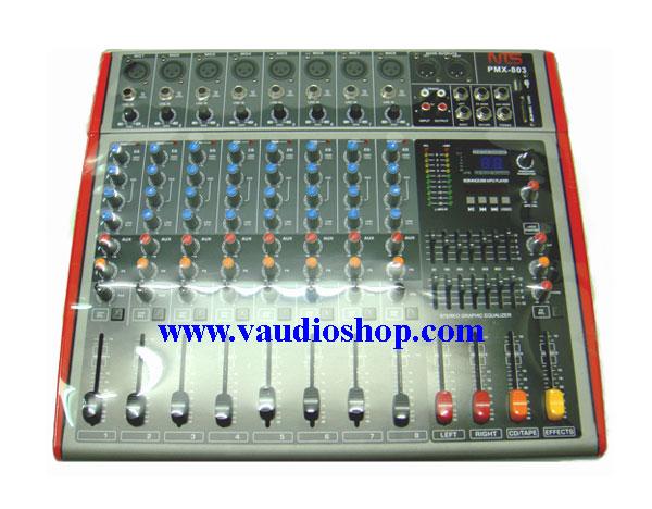 Power Mixer NTS PMX-803 USB