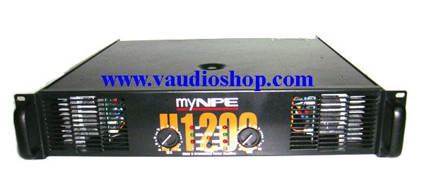 Power Amp My NPE H-1200
