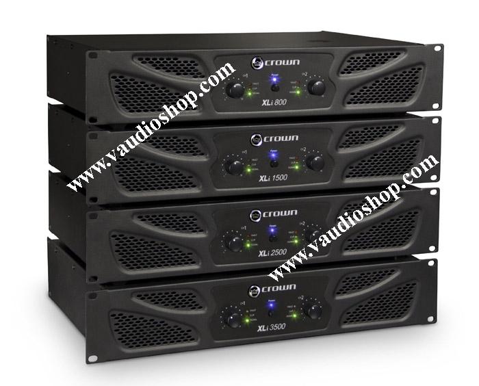 Power Amp CROWN XLi1500