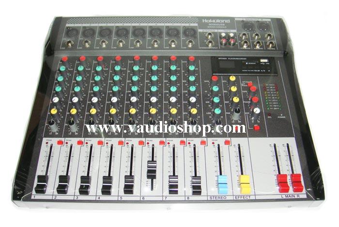 MIXER HOKUTONE MX-800USB