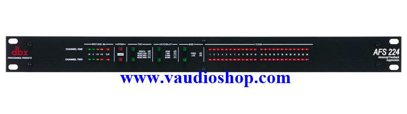 dbx AFS224 Anti-Feedback Processor (ของแท้ มหาจักร)