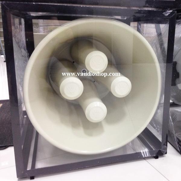 ปากฮอร์น 4 ยูนิต 4 เดือย มีโครงเหล็กล้อมรอบ D4D 4x4