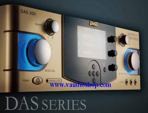 แอมป์คาราโอเกะ BMB DAS-300 (150Wx4, 300Wx2) ของแท้