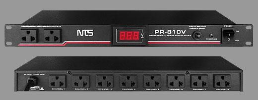 Power Breaker Outlet NTS PR-810V