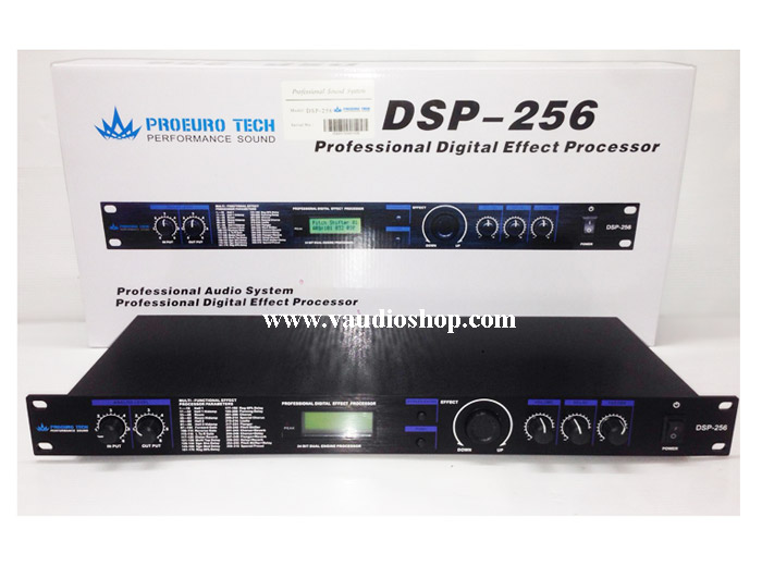 Digital Effect EUROTECH DSP-256