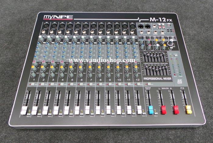 Mixer My NPE M-12FX