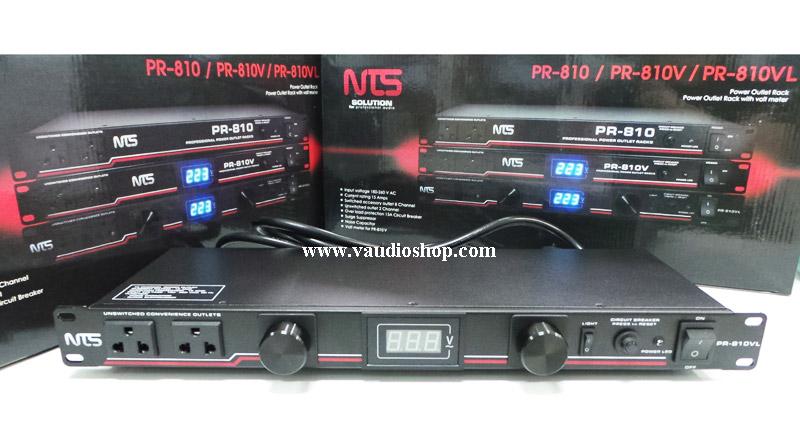 Power Breaker Outlet NTS PR-810VL