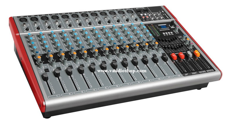 Power Mixer NTS PMX-1203 USB