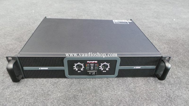 Power Amp My NPE A2200