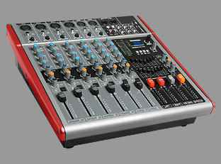 Power Mixer NTS PMX-603 USB
