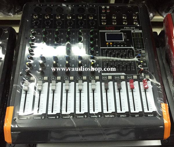Power Mixer NTS PMX-605 USB