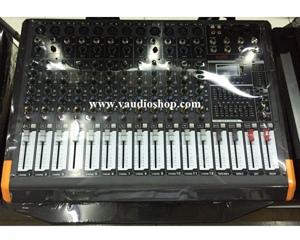 Power Mixer NTS PMX-1205 USB