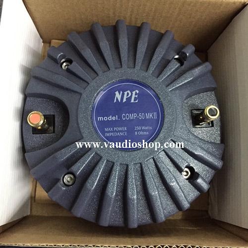 ไดร์เวอร์ยูนิต NPE COMP-50 MK II