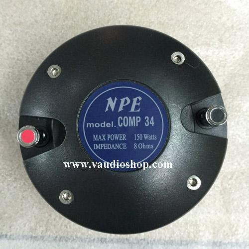 ไดร์เวอร์ยูนิต NPE COMP-34B