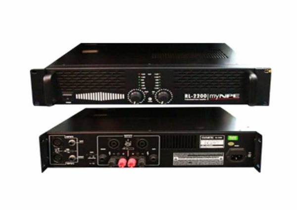 Power Amp My NPE RL-2200 (200Wx2)