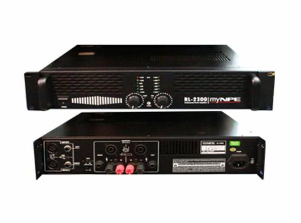 Power Amp My NPE RL-2300 (300Wx2)