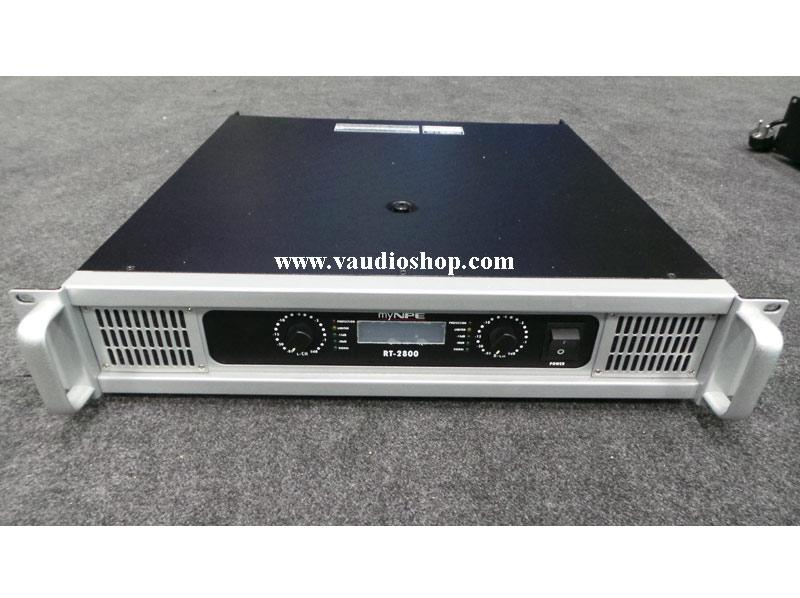 Power Amp My NPE RT-2800 (800Wx2)