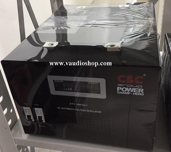 AC Stabilizer ZTY-10KVA/1 8000W 45.45A เครื่องปรับแรงดันไฟฟ้าอัตโนมัติ