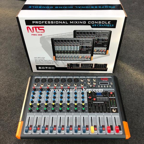 Power Mixer NTS PMX-308 USB