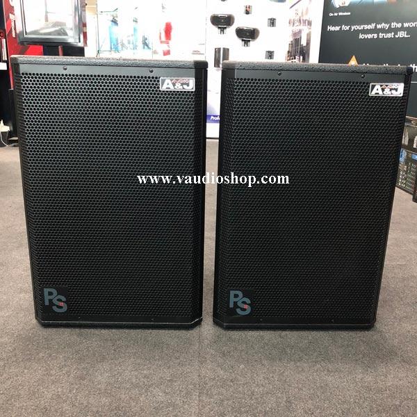 ตู้ลำโพง 15 นิ้ว AJ AUDIO รุ่น PS15 II