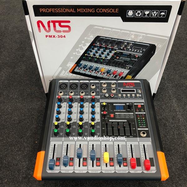 Power Mixer NTS PMX-304 USB