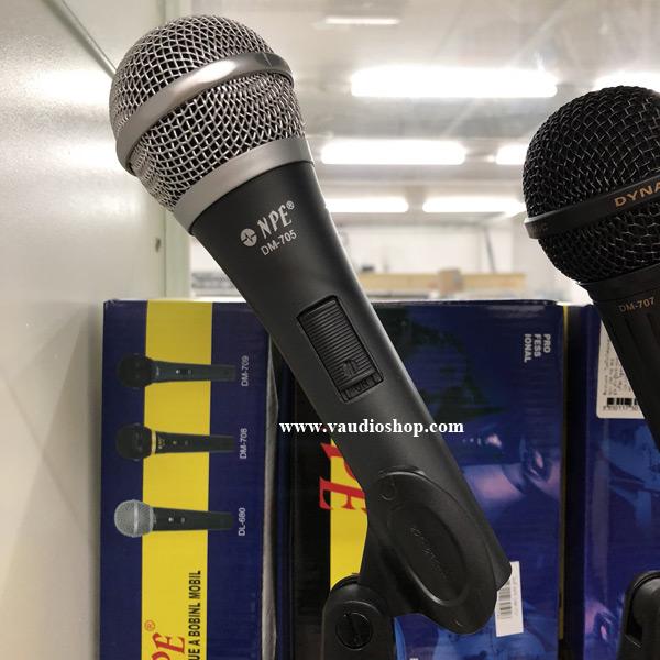 ไมโครโฟน NPE DM-705