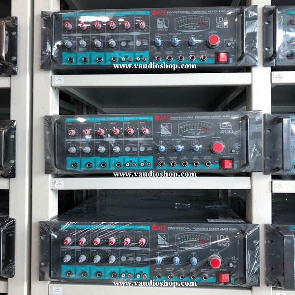 Power Mixer NPE LDA-400