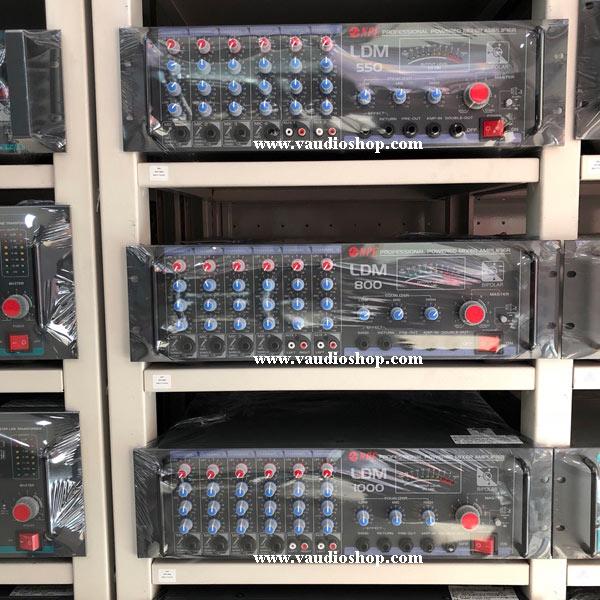 Power Mixer NPE LDM-550