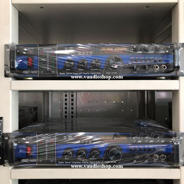 Karaoke Amplifier MUSIC PMK-600USB