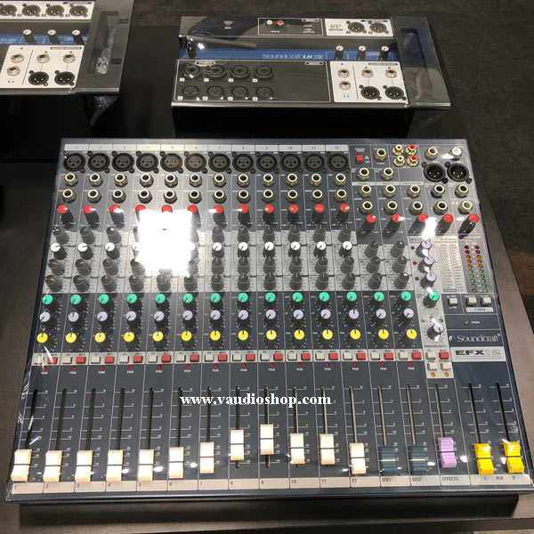 MIXER Soundcraft EFX12 (มหาจักร)