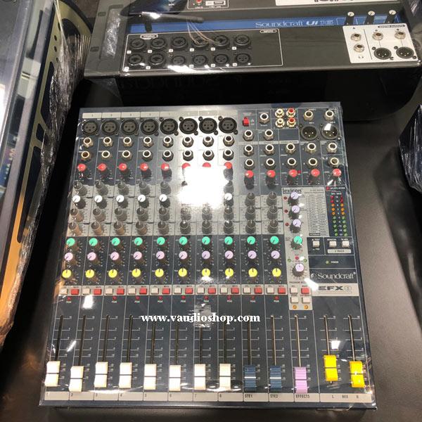 MIXER Soundcraft EFX8 (มหาจักร)