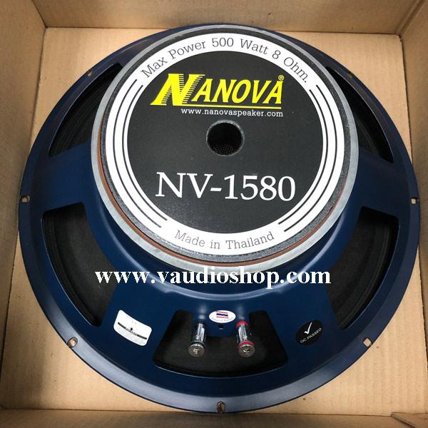 ดอกลำโพง 15 นิ้ว NANOVA NV-1580