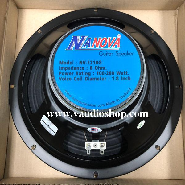 ดอกลำโพง 12 นิ้ว NANOVA NV-1218G for guitar