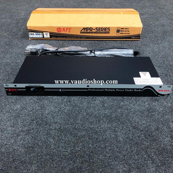 Power Breaker Outlet NPE MPR-801G